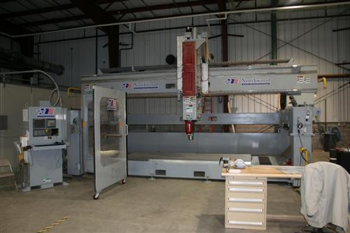 Northwood CNC Router, Northwood 510E CNC Router