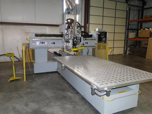 Northwood Machine 5-Axis Moving Table Machining Centers